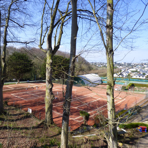 Photo Le tennis
