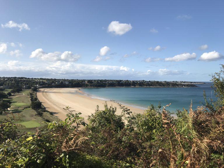 Photo La plage de Pen Guen
